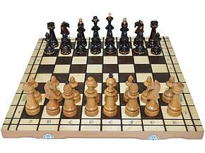 """Деревянные шахматы """"Индия"""" (54х54см.), фото 2"""