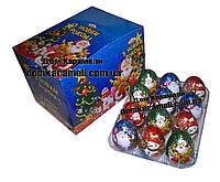Шоколадное яйцо З Новим Роком 24 шт (Турция)