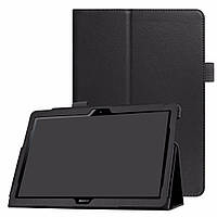 Чехол Huawei MediaPad T3 10 / AGS-L09 / AGS-L03 / AGS-W09 9.6'' книжка черный