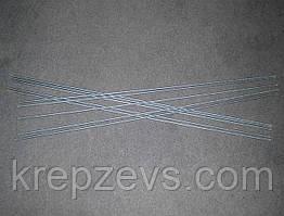 Шпилька М8 DIN 975 левая резьба