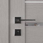 Двери межкомнатные с ПВХ покрытием коллекция Fresca