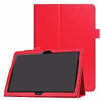 Чехол Huawei MediaPad T3 10 / AGS-L09 / AGS-L03 / AGS-W09 9.6'' книжка красный