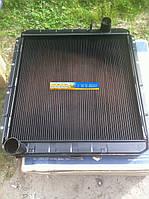 Радиатор вод. охлажд. КАМАЗ 54115 с повыш.теплоотд. (3-х рядн.) (пр-во г.Бишкек)146.1301010