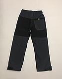 Балоневые штани на флісі р. 128 см, фото 2