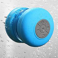 Блютуз Колонка SPS X1 waterproof (водонепроницаемая) на присоске, фото 1