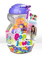 Игровой набор Dave Toy Poppy Jewel 500 деталей для изготовления украшений (72000)
