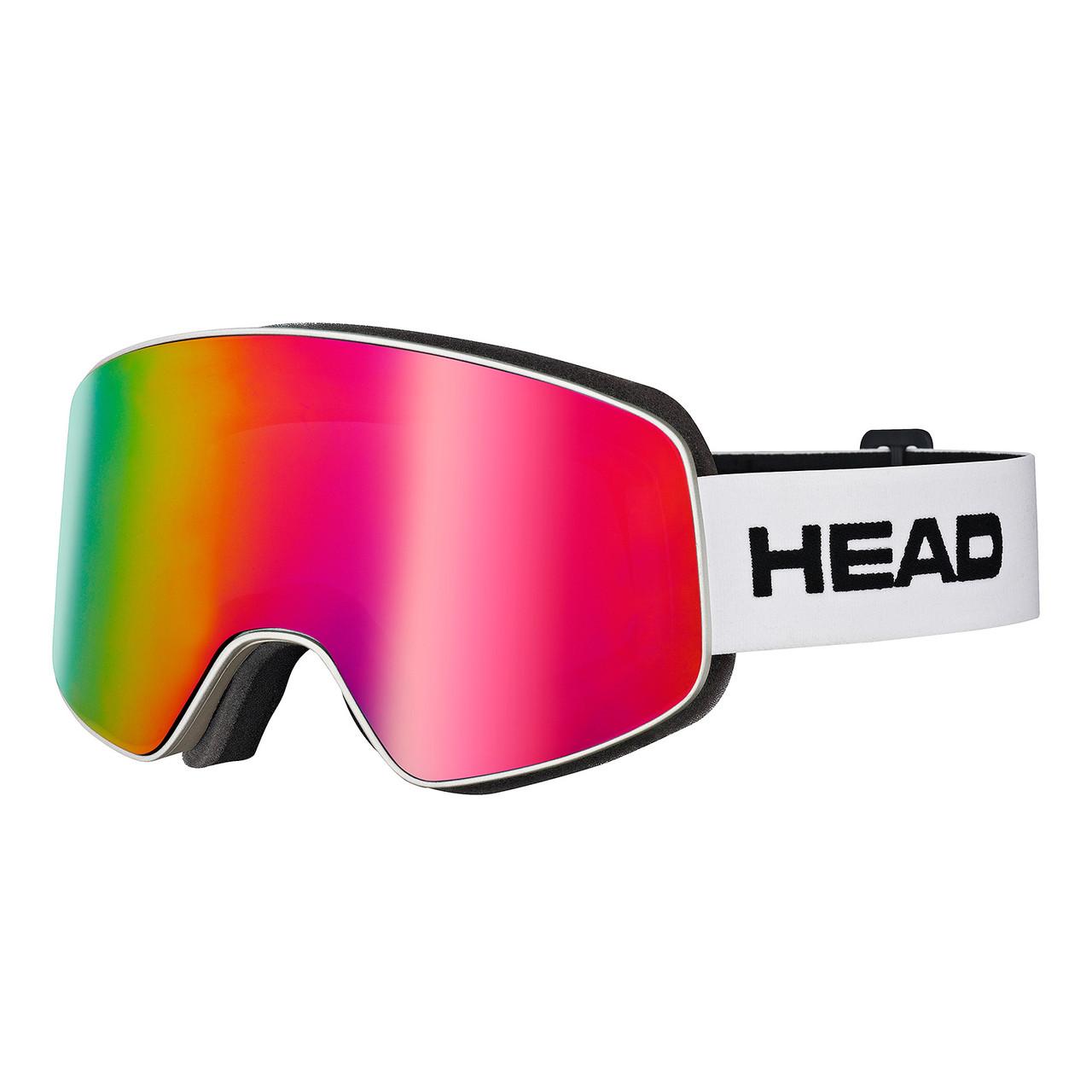 Горнолыжная маска Head horizon fmr pink (MD)