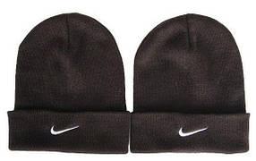 Зимняя хип-хоп шапка Nike