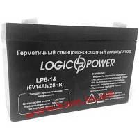 Батарея к ИБП Logicpower 6В 14 Ач (2573)