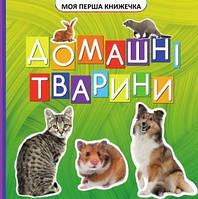 Моя перша книжечка : Домашні тварини