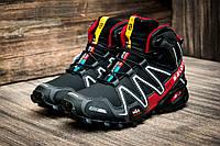 Кроссовки мужские зимние Salomon Speedcross 3, 773175-1