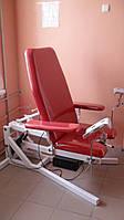 Кресло раскладное гинекологическое для инвалидов с электроприводом КГ-1Эи
