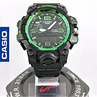 Часы Casio G-Shock GWG-1000 Green/Black. Реплика ТОП качества!, фото 1