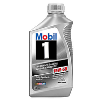 Моторное масло MOBIL 1  15W-50