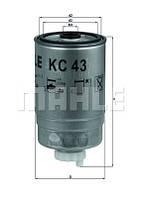 Фильтр топлива IVECO EUROCARGO (TRUCK) (производитель Knecht-Mahle) KC43