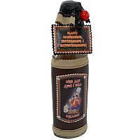 """Бутылка декоративная """"Щастя особистого готовкового і безготівкового"""", фото 1"""