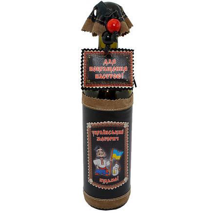 "Бутылка декоративная ""Український могорич"", фото 2"