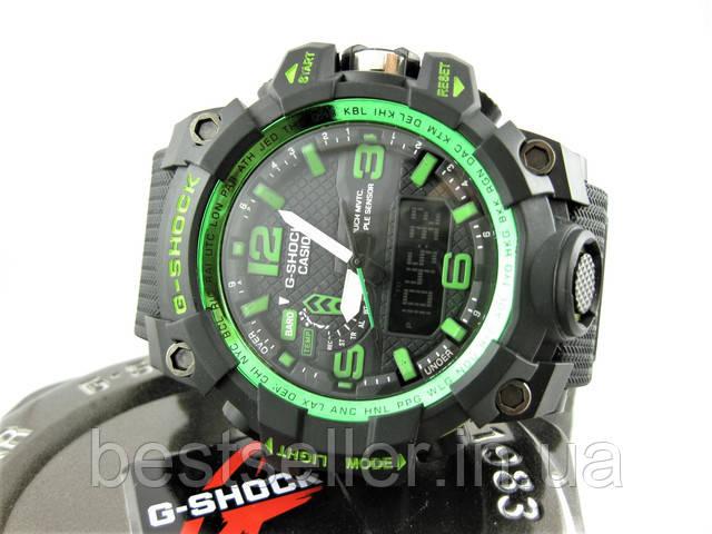 Часы Casio G-Shock GWG-1000 *MILITARY* Green/Black