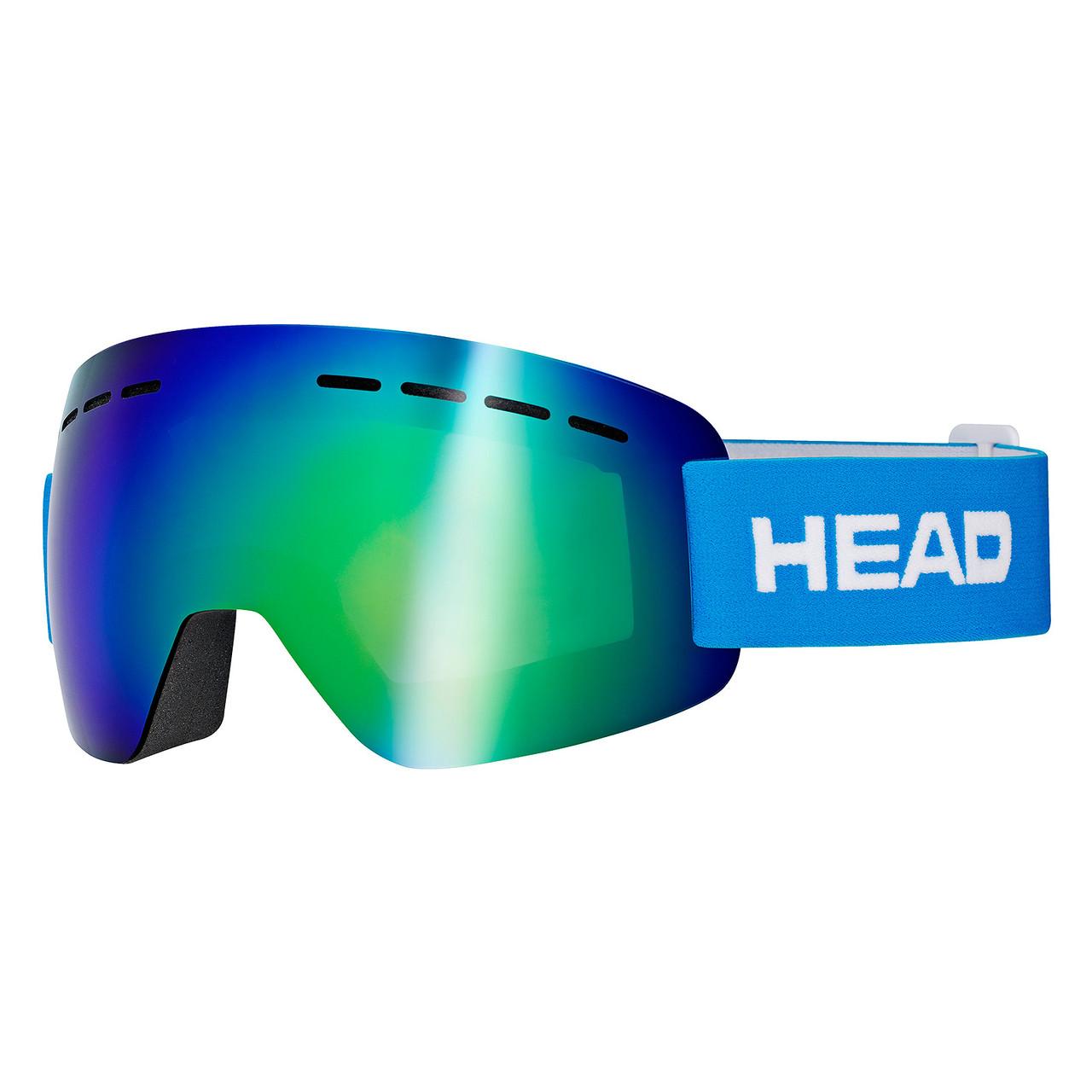 Горнолыжная маска Head solar fmr blue (MD)