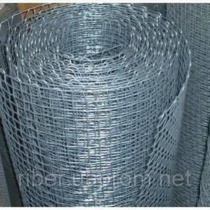 Сетка сварная оцинкованная 25х12,5х1,4мм 1/10м, фото 2