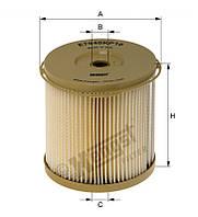 Фильтр топлива SCANIA, VOLVO (TRUCK) (производитель Hengst) E7040KP10
