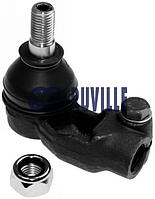 Наконечник тяги рулевая DAEWOO LANOS (97-) левая наружный (производитель Ruville) 915319