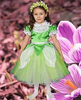 Подснежник цветок. Детские карнавальные костюмы