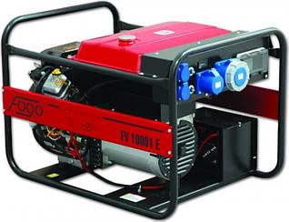 Бензиновый генератор Fogo FV 10001 E (11,0 кВт)