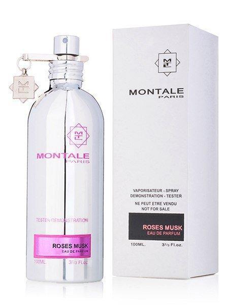 Тестер Montale Roses Musk (Монталь Роузес Муск),100 мл