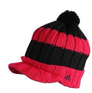 Зимняя шапка с козырьком Adidas, фото 2