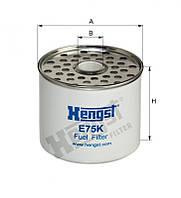Фильтр топлива дизель CITROEN JUMPER, PEUGEOT BOXER (производитель Hengst) E75KD42