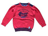 Детский свитер с латками на мальчика 4-5 лет от C&A Palomino Размер 110