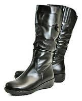 Сапоги кожаные по 43 размер