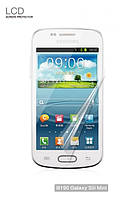 Защитная пленка для Samsung i8190 Galaxy S3 Mini - Yoobao screen protector (matte), матовая