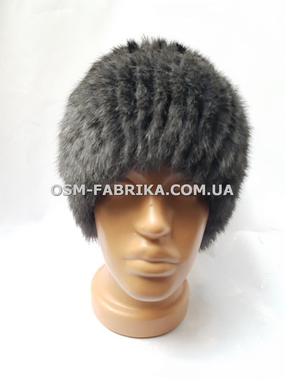 Качественная меховая шапка кролик хит продаж