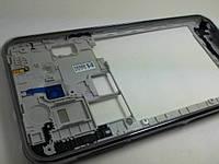 Корпус Samsung J700H Galaxy J7 средняя часть Black, оригинал