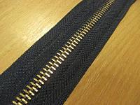 Молния (металл №5) рулонная синяя 5м 1695 (ЗОЛОТО)