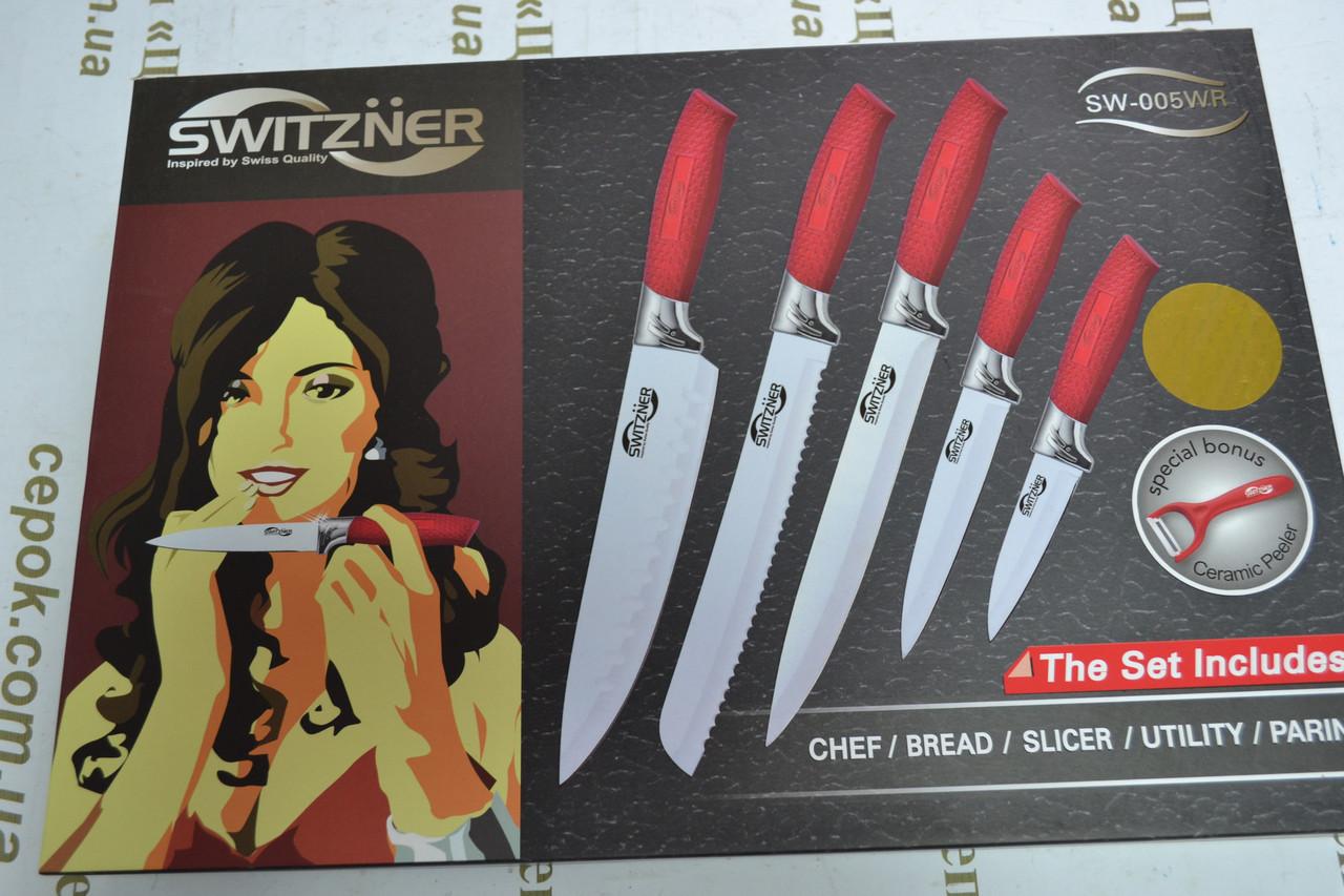 Набір ножів 6шт