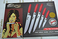 Набір ножів 6шт, фото 1