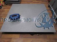 Весы платформенные 3000 кг