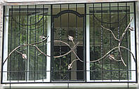 Решетки кованые оконные, фото 1