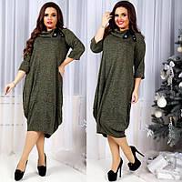 Модное платье модель 745