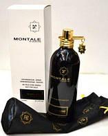 Тестер Montale Black Aoud (Черный Уд),100 мл