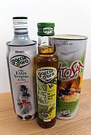 """Набор """"Витаминный"""": оливковое масло SportLine, масло из семян зерновых и фруктов, масло с розмарином"""