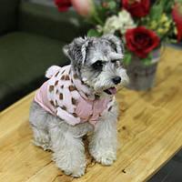 Куртка для животных Добаз, Dobaz Dorothy розовый