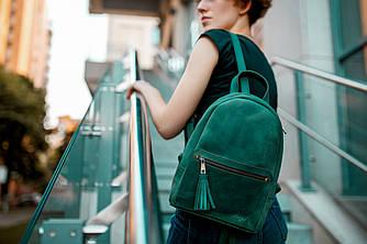 Женский рюкзачок «Лимбо»  11975  Зеленый