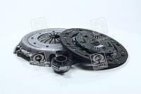 Сцепление ВАЗ 2170(PRIORA) (диск нажимной +ведущий+ подшипник) (производитель Luk) 620 3166 00