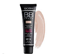 BB-крем тональный Gosh All in One SPF 15 02 beige