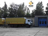 """Стальной кузов тип """"Зерновоз"""" для авто КРАЗ, МАЗ, фото 1"""