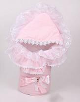 Летний роскошный конверт-одеяло для новорожденной девочки